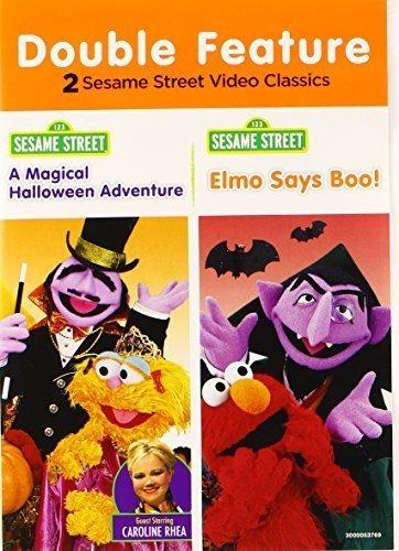 [Sesame Street Halloween - 2pk by Sesame Street by Various] (Halloween Sesame Street)