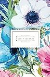 Bullet Journal Beyond the Soul: Watercolor Flower Book Journal - 130 Dot Grid Pages - High Inspiring Creative Design Idea (Dotted Journal) (Volume 3)