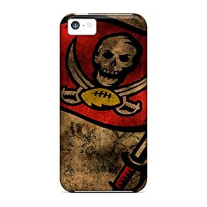 Premium Tampa Bay Buccaneers Heavy-duty Protection Case For Iphone 5c