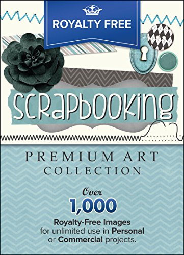 Royalty-Free Premium Scrapbooking Image Collection for PC [Download]