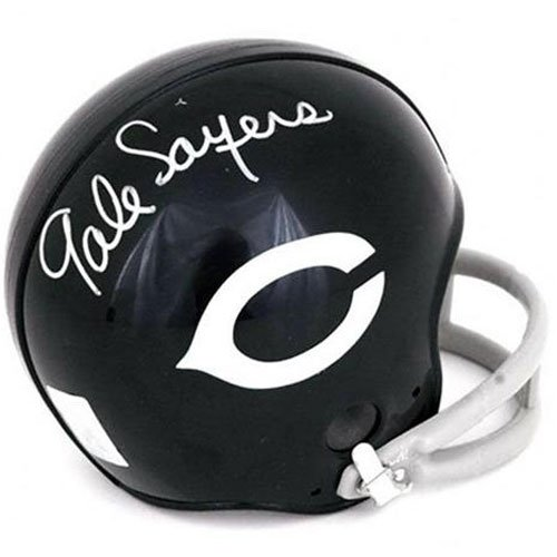 hed Chicago Bears (Throwback) Mini Helmet ()