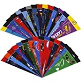 National Basketball Association Mini Pennant Set - Team Color by Rico