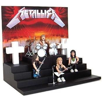 Metallica Master Of Puppets Smiti Figure Playset