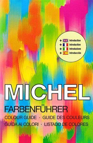 Michel Farbenführer: Farbentafeln für Briefmarkensammler