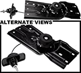 town and country spare tire - APDTY 035624 Spare Tire Wheel Winch Cable Hoist Bracket Holder Assembly Fits Models With Stow n Go Seats & Compact Spare On 2000-2007 Dodge Caravan Voyager Town & Country (4860958AB, 04860958AA)