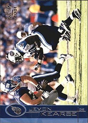 2001 Pacific #423 Jevon Kearse Card