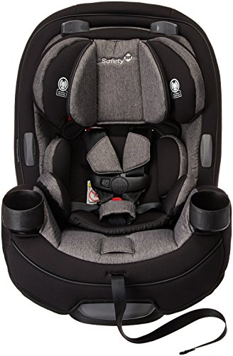 Safety 1st Grow and Go 3-in-1 Convertible Car Seat, Boulevard