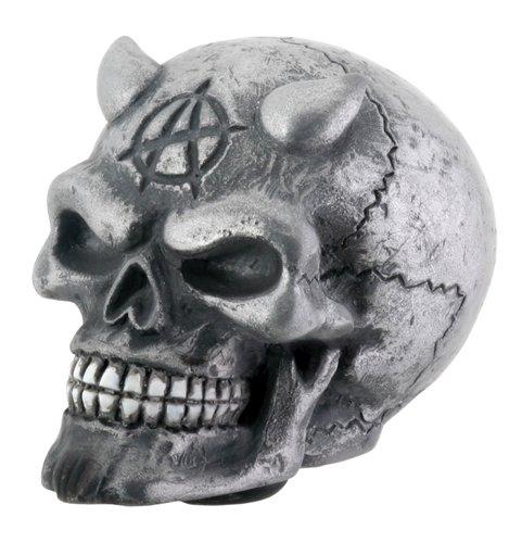 Chrome Devil Skull Shift Knob For Car