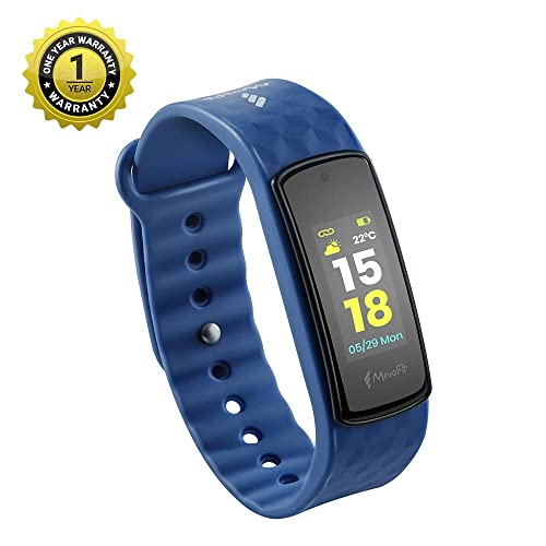 5. MevoFit Bold HR Smart Fitness Band