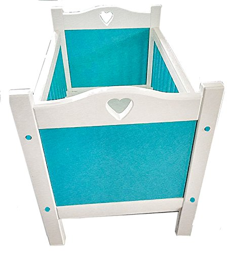 Amish Girl Doll - Allamishfurniture AMERICAN GIRL DOLL CRADLE POLY Amish Toy RUGGED FOR PLAY