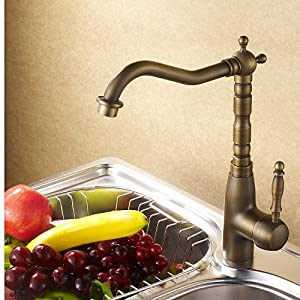 SBWYLT-Solid brass kitchen sink faucet hot and cold faucet copper faucet durable modeling