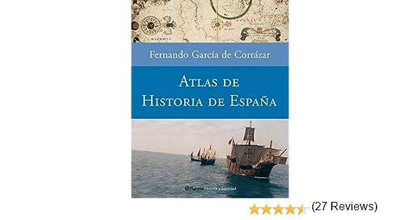 Atlas de Historia de España (Historia y Sociedad): Amazon.es ...