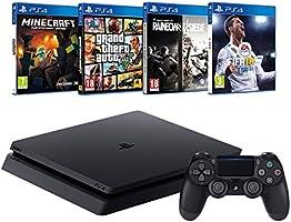 Packs PS4, PS4 1To et PS4 Pro à partir de 289.99€