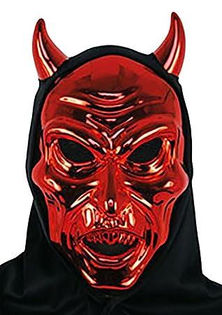 Joker d192-sd – Máscara diablo, rojo