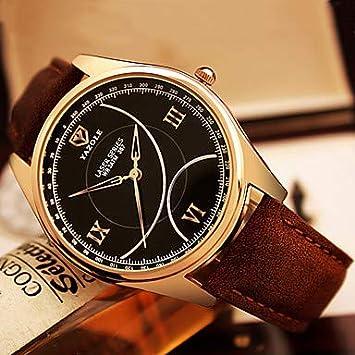XKC-watches Relojes para Hombres, YAZOLE Hombre Reloj de Moda Reloj de Pulsera Cuarzo