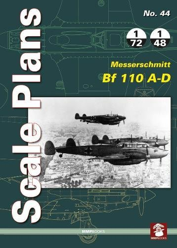 Messerschmitt Bf 110 A-D (Scale ()