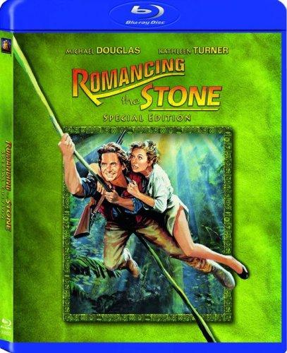 Romancing Stone Blu ray Michael Douglas
