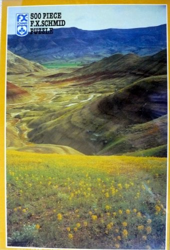 The Painted Hills, John Day Fossil Beds National Monument, Oregon (John Day Fossil Beds National Monument Oregon)