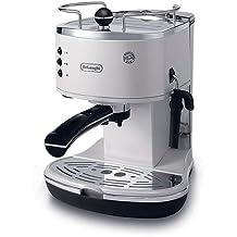 De'Longhi Icona Pump Espresso Machine (ECO310W) - White