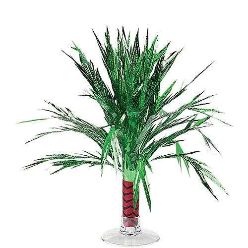 HollyDel Palm Tree Centerpiece Summer Decoration