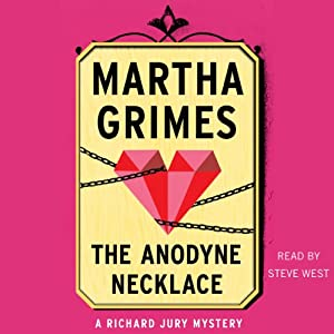 The Anodyne Necklace Audiobook