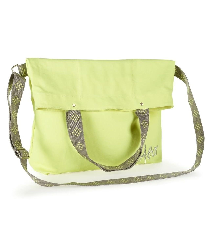 Aeropostale Womens Neon Tote Handbag Purse