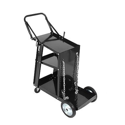 Soldadura móviles carro de herramientas carro móvil para el sudor portátil sudor dispositivos carro con mango