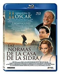 Las Normas De La Casa De La Sidra [Blu-ray]