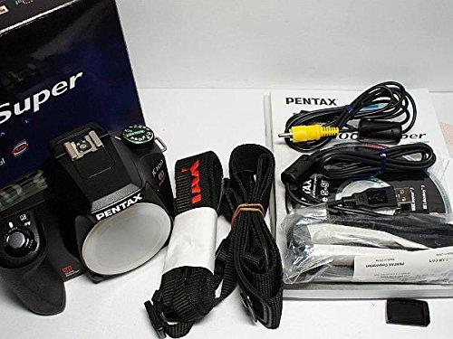 PENTAX K100D Super ブラック PENTAX