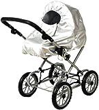 Brio 24890599 - Regenschutz für Puppenwagen
