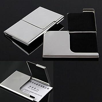Ultra Dünnes Visitenkarten Kreditkarte Id Card Halter