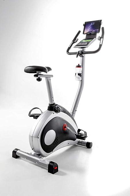 Topfit Premium - Bicicleta estática ergómetro: Amazon.es: Deportes ...