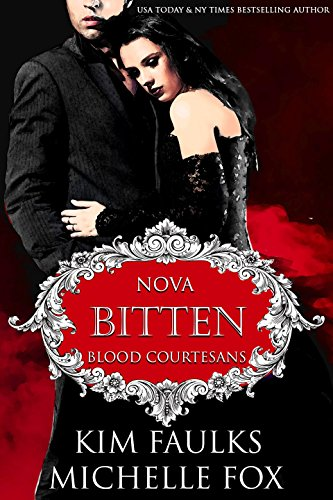 Bitten: A Vampire Blood Courtesans Romance (English Edition)