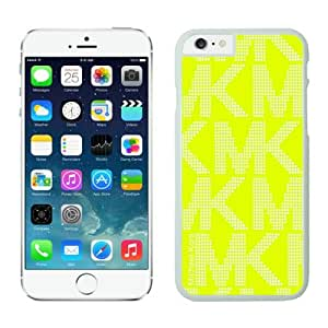 Customized Michael Kors iPhone 6 Phone Case Cover White 4.7 inches S1-004