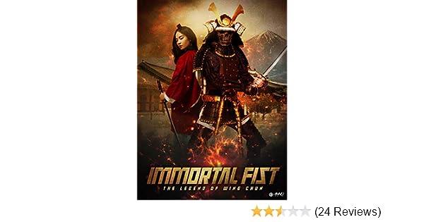 immortal fist the legend of wing chun (2018)