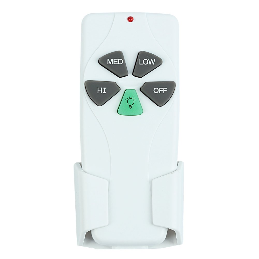 Eogifee 53T Ceiling Fan Remote Control Replacement of Harbor Breeze Hunter KUJCE9103 FAN-11T FAN-53T 2AAZPFAN-53T