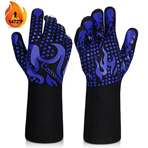 silicone gloves for turkey fryer - 8