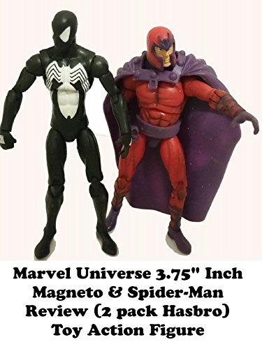 Magneto Costume Amazon (Review: Marvel Universe 3.75