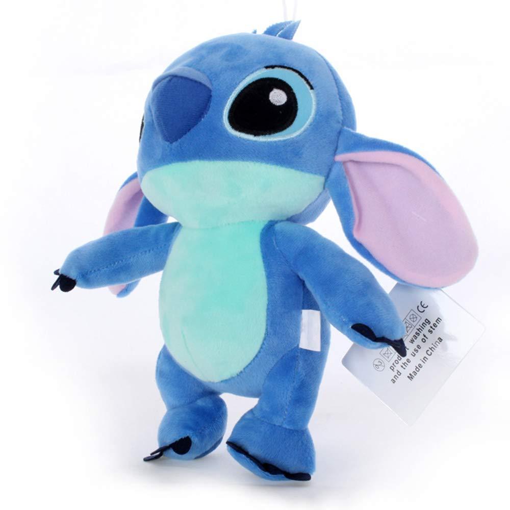 Kawaii Stitch Plush Doll Toys Anime Lilo And Stitch 20cm Stich Plush Toys For Kids