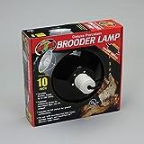 Porcelain Clamp Lamp, 10''