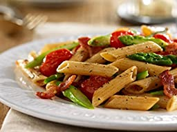 Barilla Whole Grain Penne Rigati Pasta, 13.25 oz (Pack of 1)