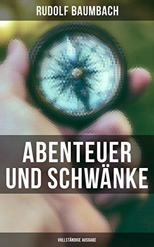 Abenteuer und Schwänke (Vollständige Ausgabe) (German Edition)