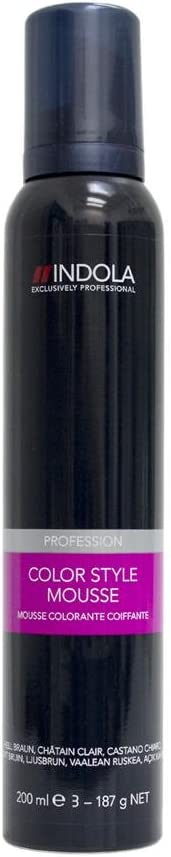 Indola, Mousse y espuma - 200 ml.