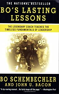 During his record-setting tenure as coach of the Michigan Wolverines, Bo won thirteen Big Ten titles and finished as the winningest football coach in the school's storied history. But if you asked him, his most important achievement was having a rema...