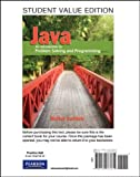 Student Value Edition for Java : An Introduction to Problem Solving and Programming Plus MyProgrammingLab with Pearson EText -- Access Card Package, Savitch, Walter, 013276606X