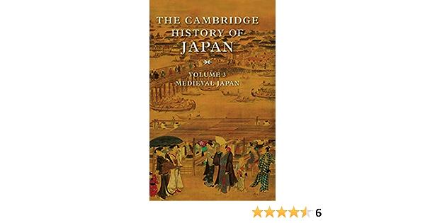 The Cambridge History of Japan: Medieval Japan: Volume 3: Amazon.es: Yamamura, Kozo: Libros en idiomas extranjeros