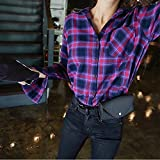 Best Quality Waists - SODIAL Fashion Women Waist Bag Quality PU Leather Review