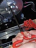 """Eklind 51606 Standard Cushion Grip T-Handle Hex Key 3/32"""" x"""