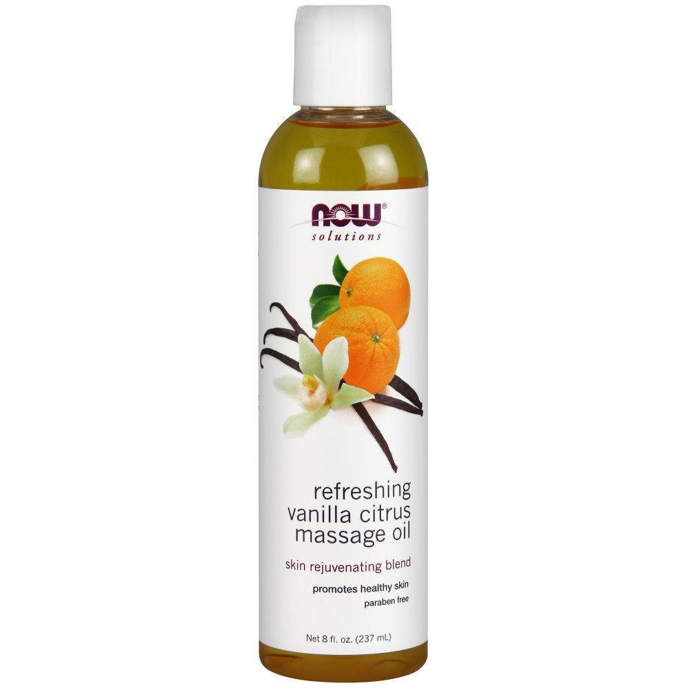 Now Foods Tranquil Rose Massage Oil 8 oz 733739076694