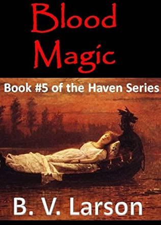 book cover of Blood Magic